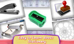Educational Real Stationery screenshot 4/6