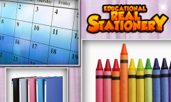 Educational Real Stationery screenshot 5/6