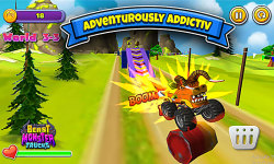 Beast Monster Trucks screenshot 3/6