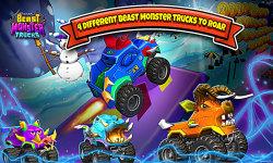 Beast Monster Trucks screenshot 4/6