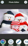 Snowman Christmas Montage screenshot 3/6
