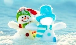 Snowman Christmas Montage screenshot 4/6