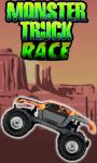 Monster Truck Race Free screenshot 1/1