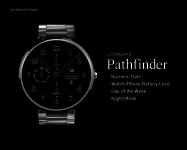 Pathfinder watchface by Lionga emergent screenshot 1/6