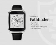 Pathfinder watchface by Lionga emergent screenshot 4/6