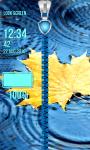 Autumn Zipper Lock Screen Free screenshot 4/6