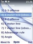 Waterpolo Terms screenshot 3/4