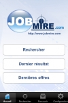Emploi JobMire screenshot 1/1