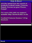 Football Fixtures free screenshot 3/4