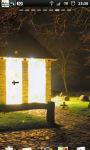 Night Chapel Wood Live Wallpaper screenshot 2/6