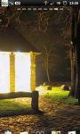 Night Chapel Wood Live Wallpaper screenshot 3/6