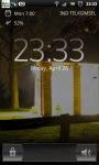 Night Chapel Wood Live Wallpaper screenshot 5/6