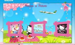 Puzzle Hello Kitty screenshot 3/5