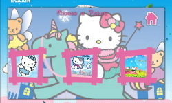 Puzzle Hello Kitty screenshot 4/5