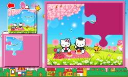 Puzzle Hello Kitty screenshot 5/5