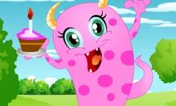 Cute Monster Dress Up screenshot 1/2