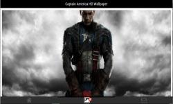 Captain America HD Wallpaper screenshot 1/3