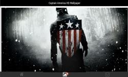 Captain America HD Wallpaper screenshot 2/3