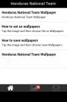 Honduras National Team Wallpaper screenshot 2/5