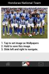 Honduras National Team Wallpaper screenshot 4/5