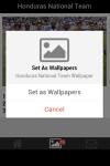 Honduras National Team Wallpaper screenshot 5/5