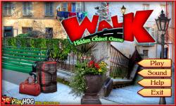 Free Hidden Object Games - Walk screenshot 1/4