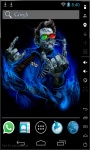 Rocker Zombie Live Wallpaper screenshot 1/2