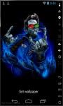 Rocker Zombie Live Wallpaper screenshot 2/2