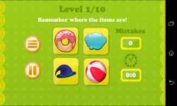 Attention Test For Kids screenshot 1/6