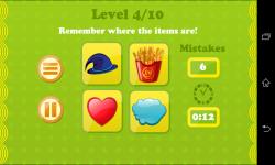 Attention Test For Kids screenshot 5/6