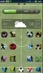 Football Go Launcher screenshot 4/6