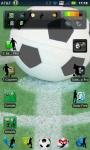 Football Go Launcher screenshot 6/6