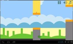 Flying Chuck Game screenshot 2/4