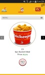 Feed Me App Mobile screenshot 5/6