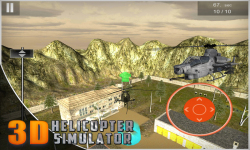 Helicopter Flight Simulator 3D screenshot 4/5