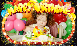 Birthday Photo Frames Free screenshot 5/6