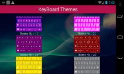 Android Keyboard Themes Free screenshot 3/3