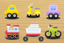Cars Puzzles for Kids Free screenshot 1/1