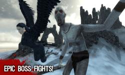 Half Woman Half Eagle 3D screenshot 4/5