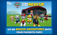 PAW Patrol Pups to the Rescue ultimate screenshot 1/5