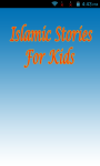 Islamic Stories for Kids screenshot 1/6