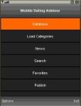 Mobile Dating Advisor screenshot 1/1
