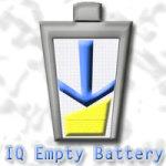 IQ Empty Battery French screenshot 1/1