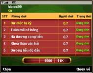 Hot-Trieu phu online  screenshot 3/6