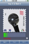 Say it & Mail it Recorder screenshot 1/1