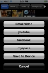 Photo Org Facebook, Youtube, MySpace, Video and Picture album screenshot 1/1
