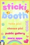 sticki booth screenshot 1/1