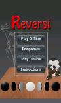Reversi_Online screenshot 1/4