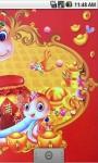 Snake Zodiac Live Wallpaper screenshot 3/5