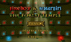 Fireboy and Watergirl: The Lost Temple screenshot 1/3